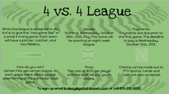 4x4 League